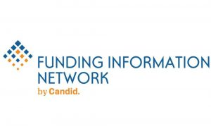 funding information network by candid logo