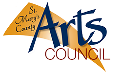 st. mary's county arts council logo